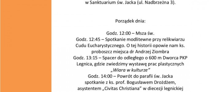 Dzien Skupienia Legnica