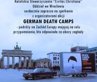 2017.06.26 german death camps we Wrocku