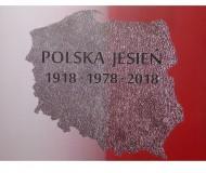 2018.12.10_Polska Jesień 1918,1978,2018-plakat