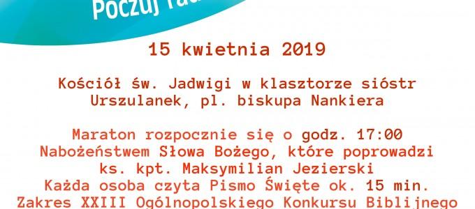 2019.04.15_Maraton biblijny