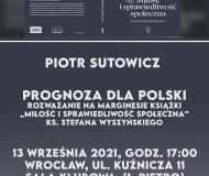program dla polski spotkanie sutowicz
