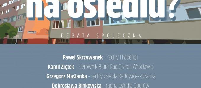 2021.10.04_plakat_A1_DebataSpol_1_DRUK